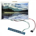 "Quality Mobile Video LCD7WHDMIN 7"" Raw LCD monitor with VGA input and HDMI input"