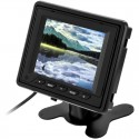 Accelevision LCDP5LA 5 inch Universal TFT LCD Monitor with mount