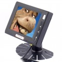 Accelevision LCDP5LE 5 inch Universal TFT LCD Monitor with mount