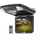 """Audiovox AVXMTG10UHD 10.1"""" Overhead Flipdown DVD player with HDMI and USB inputs"""