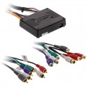 Axxess AX-DSP 31 Band Equalizer with Time Alignment, Crossover with iOS and Android support