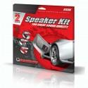 Ballistic SSSK Sound Dampening Material - Speaker Kit