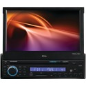 """Discontinued - Boss Audio BV9968BI 7"""" Single-DIN In-Dash DVD Receiver with Bluetooth® & iPod® Control"""