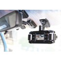 The original Dash Cam 2 4SK606 720p High Definition Dash Dual Camera with 2 inch LCD monitor