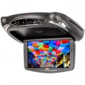 Chameleon CFD-105 10.1 inch Overhead Flip Down LCD Monitor with Built in DVD Player HDMI, USB, and SD Card Reader