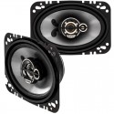 """DISCONTINUED - Clarion SRG4633C G Series 4"""" x 6"""" 3-Way multiaxial Car Speaker System - 200 Watt Max"""