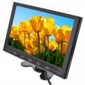 Clarus by Safesight CVTM-C182 9 inch LCD Monitor with 2 RCA video inputs and Pedestal stand