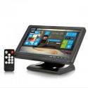 Quality Mobile Video CVFQ-E222 10.1 inch Touchscreen Monitor - HDMI, VGA, and RCA