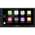 "Boss Audio BVCP9675A Double DIN DVD Receiver with 6.2"" Touchscreen Display and Apple Carplay and Android Auto"