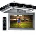 "iLive IKTD1037S 10"" Under-Cabinet Kitchen Television with DVD"