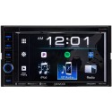 Kenwood eXcelon DDX396 6.2 Inch Double DIN Car Stereo Bluetooth Receiver