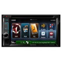 "DISCONTINUED - Kenwood DNX572BH Double DIN 6.2"" In-Dash DVD/CD/AM/FM Receiver with GPS, HDMI, Bluetooth, and Built-in HD Radio"