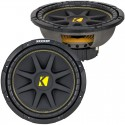 DISCONTINUED - Kicker 10C124 Comp Series 300 Watt 12 inch Subwoofer -  4 Ohm Voice Coil