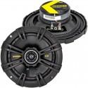 DISCONTINUED - Kicker 40CS654 CS Series 6.5 inch 2-Way Coaxial Car Speakers