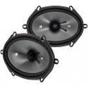 DISCONTINUED - Kicker CS Series 43CSC684 225 watts 6 x 8 inch 2-Way Coaxial Car Speakers