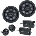 Kicker CS Series 43CSS654 300 watts 6.5 inch 2-Way Component Car Speaker System