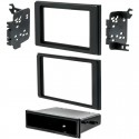 Metra 99-8251B Single or Double DIN Radio Installation kit for 2016 - and Up Toyota Tacoma
