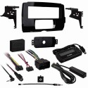 Metra 99-9714 Double DIN Car Stereo Dash Kit for 2014 - and Up Harley Davidson Electra Glide, Street Glide, Road Glide