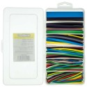 TIB IBHST160C 160 Piece Assorted color and size 2:1 Heat Shrink Tubing Kit