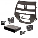 Metra 99-7875 Double DIN Charcoal Dash Kit for 2008 - 2012 Honda Accord with Dual Zone Automatic Climate Controls