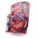 Renegade REN35KITA 2 Gauge Amplifier Installation Kit-2000 Watt