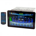 "DISCONTINUED - Power Acoustik PD-931NB 9.3"" Inteq LCD Touchscreen Multimedia Receiver with Bluetooth and Detachable Face"