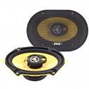 Pyle PLG57.3 5x7 Inch 3-Way Speakers - 240W Max