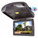 Accelevision ZFA14W 14 Inch Overhead DVD Monitor with IR and FM Transmitter for Vehicles