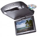 Discontinued - Tview T128DVFD 11.2 Inch Overhead DVD player with USB/SD card reader and LED dome lights