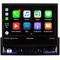 DISCONTINUED - Pioneer AVH-3300NEX Single DIN 7 inch In Dash Car Stereo Receiver with DVD, Apple CarPlay and SiriusXM