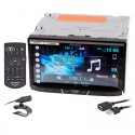 DISCONTINUED - Pioneer AVH-X5600BHS 7 inch In-Dash Double DIN AV Receiver with WVGA Touchscreen, Bluetooth, HD radio, SiriusXM ready, AppRadio mode and MIXTRAX