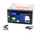 "DISCONTINUED - Pioneer AVIC-6000NEX 6.1"" WVGA Double DIN with Bluetooth, HD Radio, SiriusXM Ready, Traffic Tuner, 2 USB Inputs, HDMI AV Input, and MirrorLink Ready"