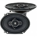 DISCONTINUED - Pioneer TS-A6886R 4-Way 6 x 8 inch car speakers - Fits 5 x 7