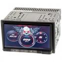DISCONTINUED - Power Acoustik PNX-761 Double-Din Ingenix Source Unit With Detachable Face