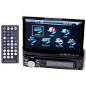 """Power Acoustik PTID-8920B 7"""" Motorized Touch screen LCD DVD Receiver with Detachable Face with Bluetooth"""