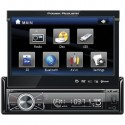 """DISCONTINUED - Power Acoustik PTID-8920 7"""" Motorized Touch screen LCD DVD Receiver with Detachable Face No Bluetooth"""