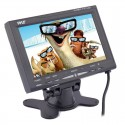 Pyle PLVHR75 7 inch Headrest Monitors with pedestal stand