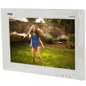 Pyle PLVW194U 19 inch 1080p In Wall or Flush mount LCD display with HDMI / RCA and VGA Inputs