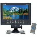 Discontinued - Pyle PLMN7SD 7 inch LCD Monitor with USB and Secure Digital Card Reader