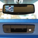 Quality Mobile Video 2013 - 2015 Dodge Ram Rear View Back Up Camera - Complete Kit 1009-9518