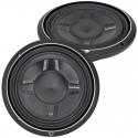 """Rockford Fosgate P3SD2-12 12"""" Punch P3S Shallow Mount Subwoofer - Dual 2 Ohm coils"""