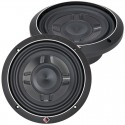 """Rockford Fosgate P3SD2-8 8"""" Punch P3S Shallow Mount Subwoofer - Dual 2 Ohm coils"""