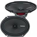 "Rockford Fosgate R168X2 6""x8"" 2-Way Full-Range Speaker"