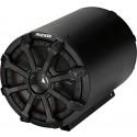 "DISCONTINUED - Kicker 45CWTB102 TB Series 10"" Tube Subwoofer Enclosure w/ 10"" Passive Radiator - 2 ohm"