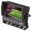 "SafeSight TOP-5001 5"" Back up camera Monitor - 3 Video inputs"