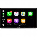 "Sony XAV-AX5000 Double DIN Digital Receiver with 6.95"" Capacitive Touchscreen Display, Apple Carplay and Android Auto"