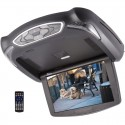 Tview T102DVFD 10.1 inch Overhead Flip Down Monitor with Built in DVD Player and USB and SD Card Reader