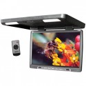 DISCONTINUED - Tview T176IR 17 inch overhead flip down monitor - Black