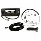 Quality Mobile Video 2009-2012 Silverado/Sierra Rearview Camera Kit for Nav Radio - Complete Kit 9002-9501