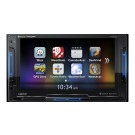 "Clarion FX503 6.2"" Double-DIN In-Dash Multimedia Station with DVD Player & Bluetooth"